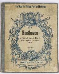 New York Philharmonic   Scores > Beethoven, Ludwig van